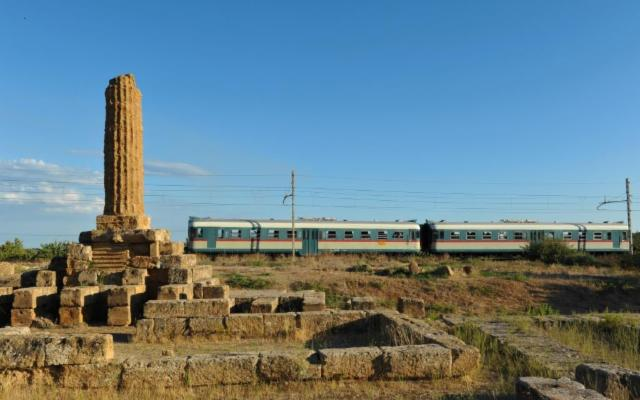 La Sicilia e il turismo dei Treni Storici