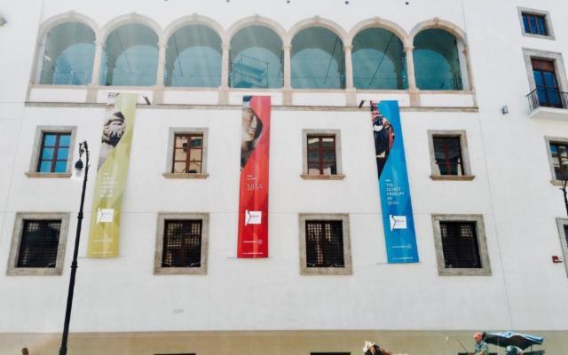 Il Salinas di Palermo avrà presto una biglietteria, un bookshop e la caffetteria