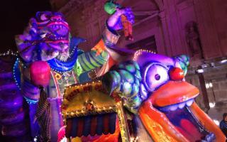 Il Paese dei Balocchi vince l'edizione 2017 del Carnevale di Chiaramonte Gulfi