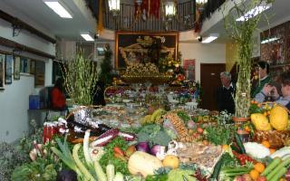 Festa di San Giuseppe a Baucina
