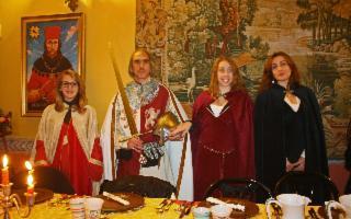 Banchetti Medioevali