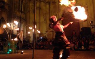 Torna Ibla Buskers, la festa degli artisti di strada