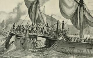 Le grandi battaglie nel mare di Sicilia
