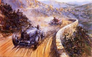 I circuiti storici della Targa Florio dichiarati patrimonio Regione