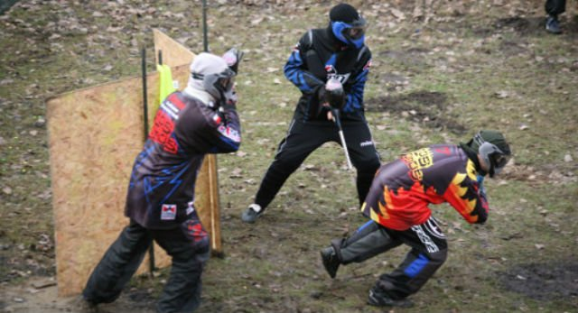 I° Campionato di Paintball