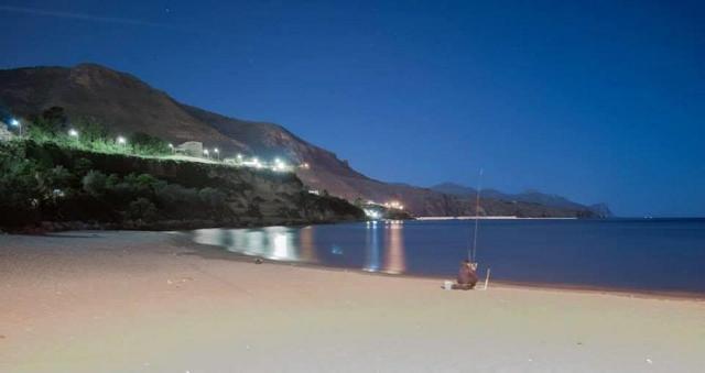 """Spiaggia """"La Plaja"""", la spiaggia più grande di Castellammare del Golfo"""