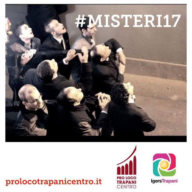 Ha preso il via il contest fotografico #Misteri17