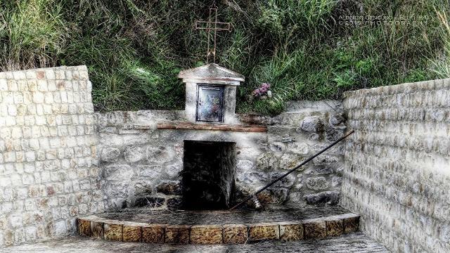 La fontana della Madonna dell'Olio