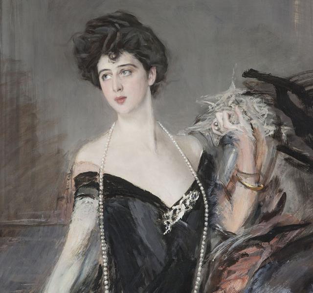 La verità sul ritratto di Donna Franca Florio