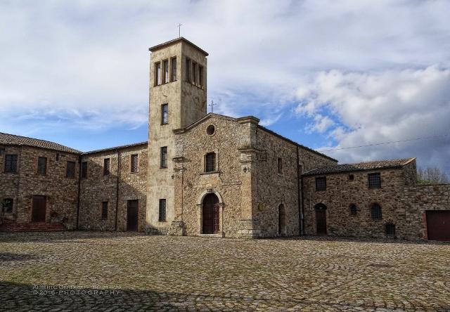 Santuario della Madonna dell'Olio - ph di Alberto Genduso