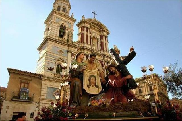 Settimana Santa a Caltanissetta