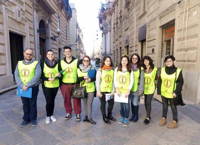 Successo a Trapani per l'iniziativa Tourist helper