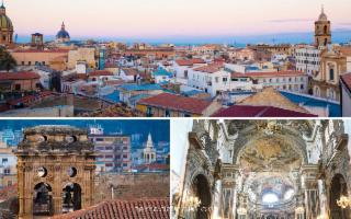 Visite serali alla chiesa e campanile di Santa Chiara