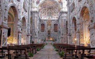 A Palermo riapre al pubblico il convento di clausura Santa Caterina