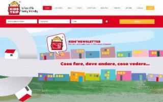 Catania formato family friendly, nasce KidsTrip.it