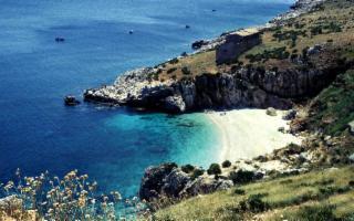 In Sicilia le spiagge più belle d'Italia