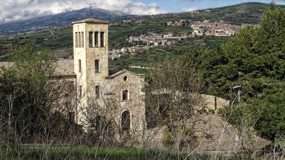 Santuario della Madonna dell'Olio a Blufi