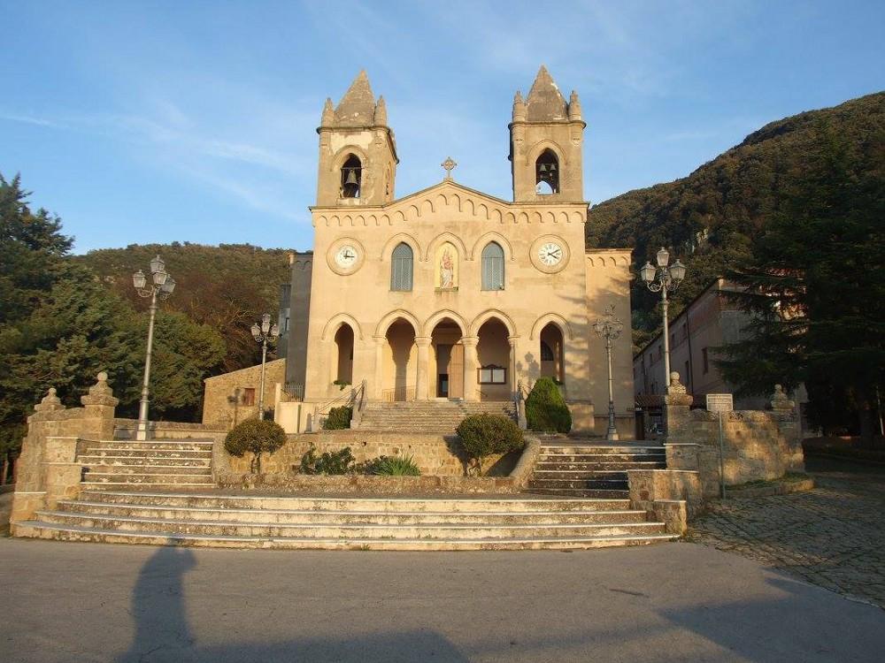 Santuario Madonna di Gibilmanna
