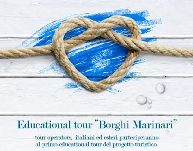I ''Borghi Marinari'' siciliani danno il benvenuto al mondo