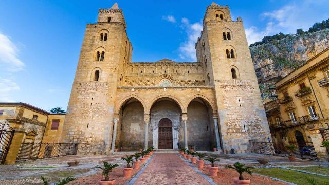 La Basilica Cattedrale della Trasfigurazione, meglio nota come Duomo di Cefalù