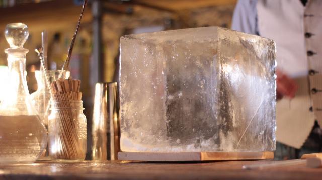 Nei vostri cocktail il ghiaccio (siciliano) che non ti aspetti!