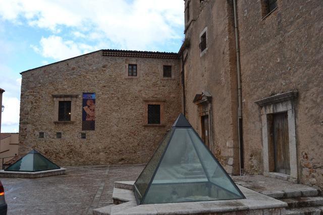 La Chiesa di San Teodoro, sede del Museo della Cultura e delle Arti figurative Bizantine e Normanne di San Marco D'Alunzio