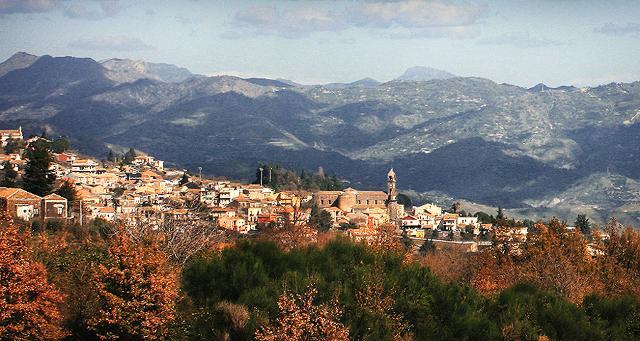 Panorama di Sant'Alfio