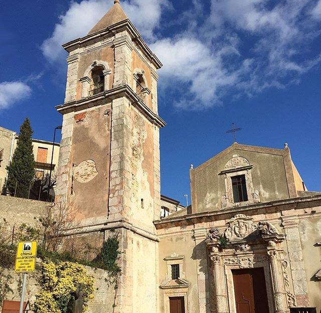 Chiesa di Santa Maria in Aracoeli - San Marco D'Alunzio