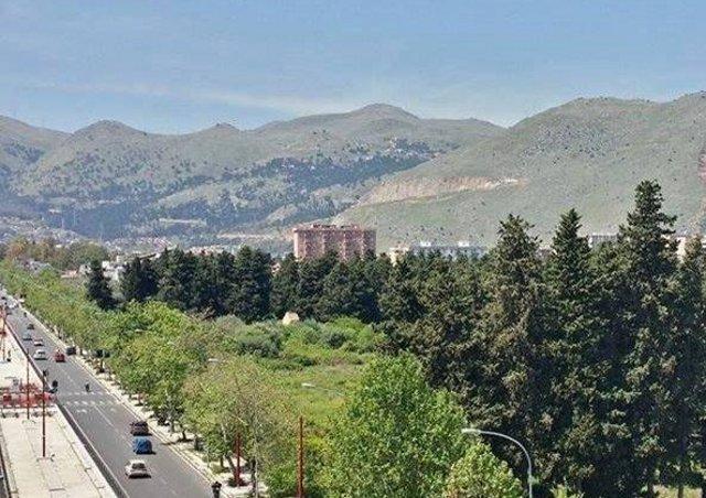 Sit-in per il Parco Villa Turrisi, Wwf: ''Aprire il primo nucleo''