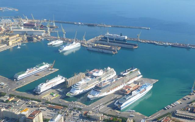 Msc e Costa gestiranno per 30 anni il terminal passeggeri dei porti di Palermo e Trapani
