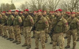 È nato lo squadrone Cacciatori di Sicilia