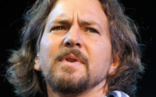 Eddie Vedder in concerto