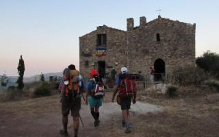 Il Sentiero del Beato Guglielmo sui Passi Chiaramontani