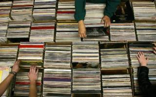 Fiera del disco, cd e vinile