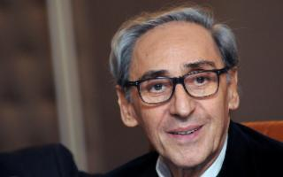 Franco Battiato in concerto
