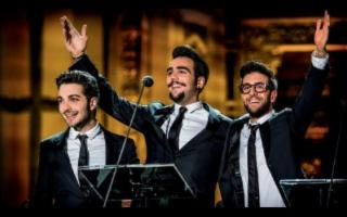 Il Volo 'Notte Magica - A Tribute To The Three Tenors'