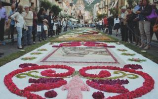 XI Infiorata Castelbuonese