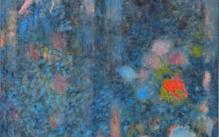 Tele dipinte di primavera, di Cetty Previtera