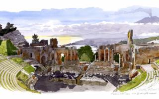 Taormina pronta per il G7: tutti gli eventi per promuovere la Sicilia intera