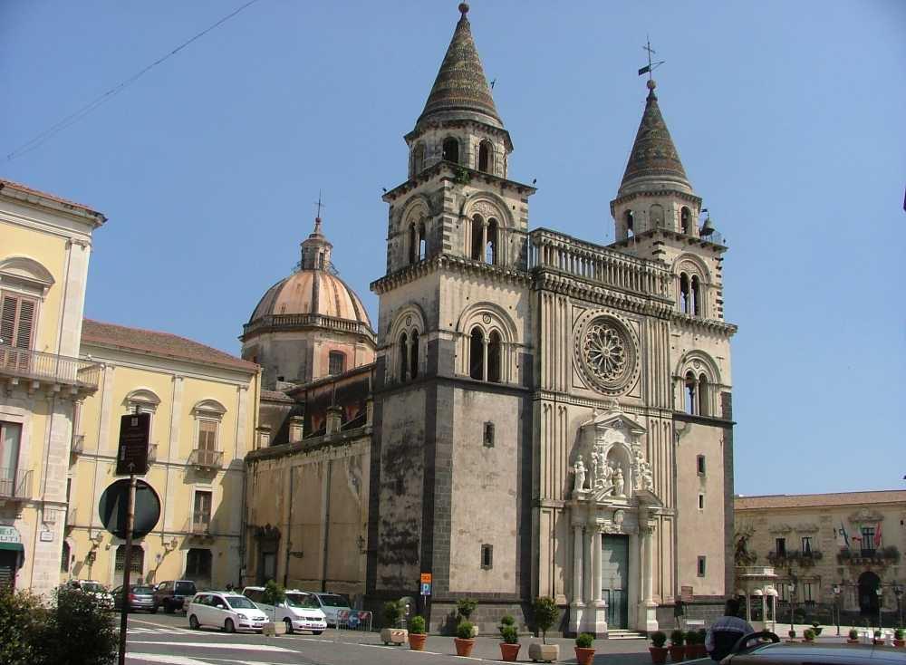 La Cattedrale di Acireale