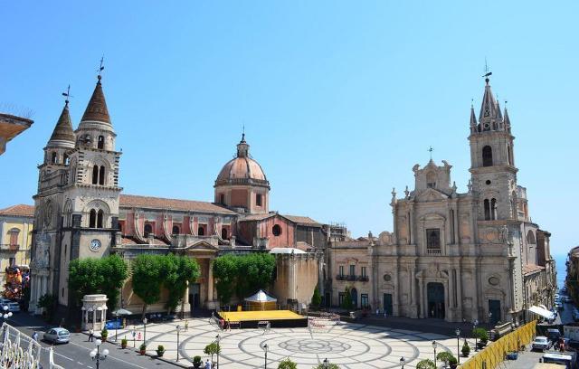 La Basilica dei Santi Pietro e Paolo ad Acireale
