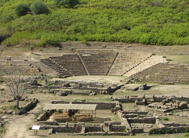 A Morgantina e Villa Casale gli spettacoli di Anfiteatro di Sicilia