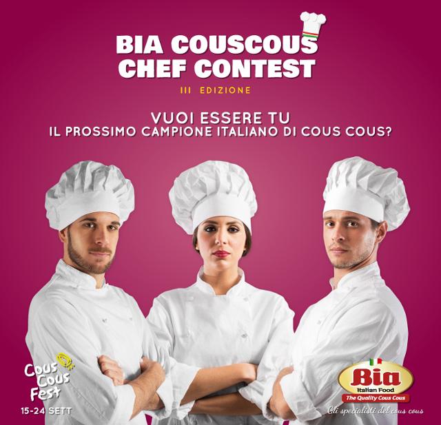 Torna il ''Bia CousCous Chef Contest''
