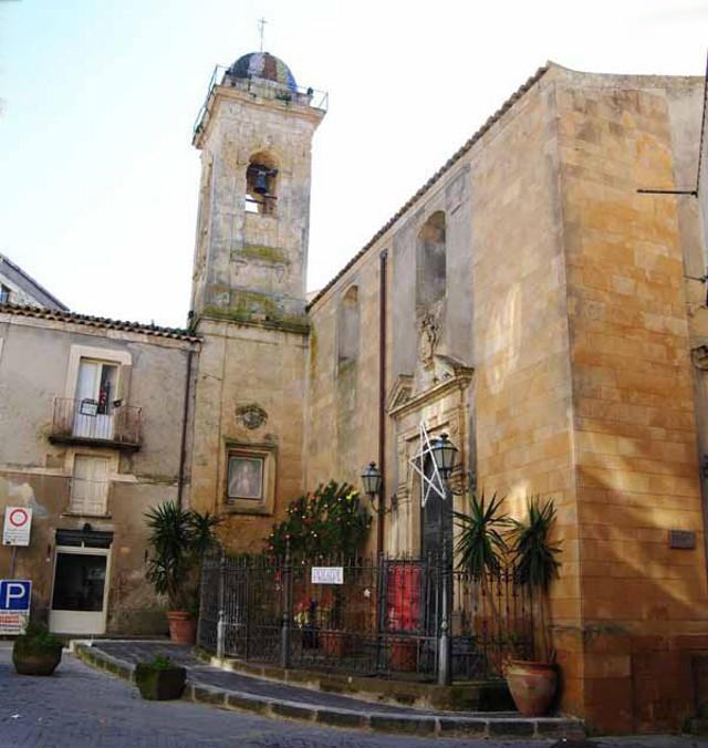 Chiesa di Maria SS. Addolorata - Enna