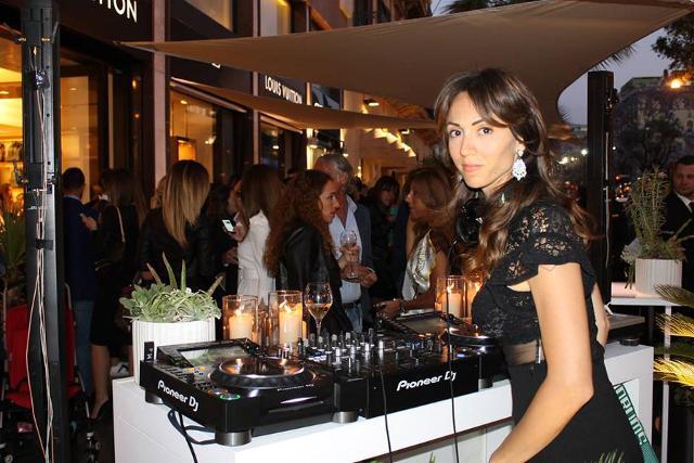 Una Dj siciliana per Louis Vuitton