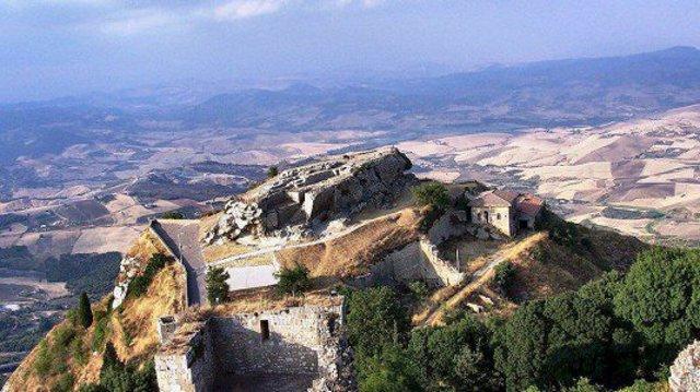 Rocca di Cerere, Enna