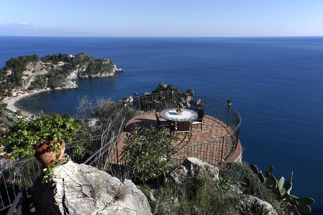 Un'estate gourmet al Grand Hotel San Pietro di Taormina