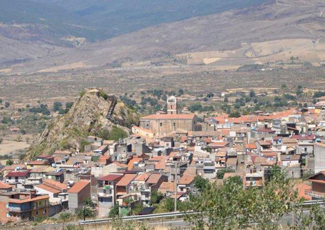 Panorama di Maletto (CT)