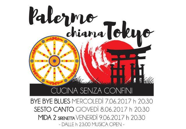 Palermo chiama Tokyo