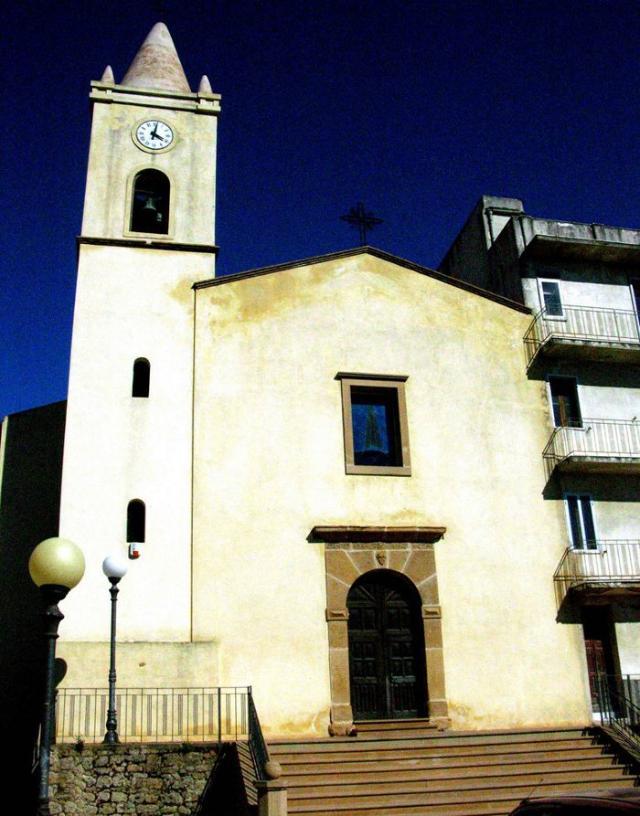 Chiesa di S. Filippo al Casalotto - Piazza Armerina (EN)